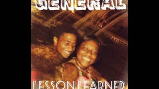 GENERAL - LESSON LEARNED (also known as Young Blezt)