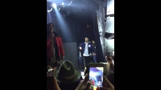 """Drake Brings Travis Scott Out To Perform """"Mamacita"""" At Sprite Concert In NYC"""