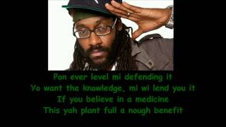 Tarrus Riley Herbs (Sensimena) -Intoxxicated Riddim- lyrics