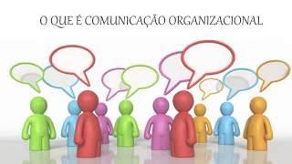 GESTÃO DE COMUNICAÇÃO ORGANIZACIONAL