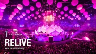 Sensation US 2012 'Innerspace' post event movie