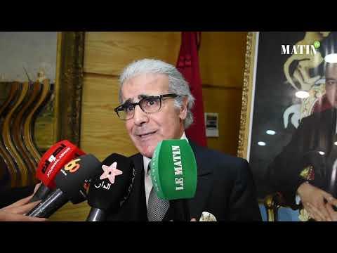 Video : Déclaration d'Abdellatif Jouahri à l'issue du Conseil de Bank Al-Maghrib