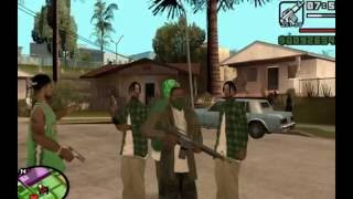 Lud Foe Cuttin Up GTA San Andreas