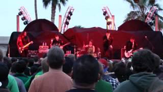 Nine Lashes - Our Darkest Day LIVE at REDvolution Tour in Phoenix