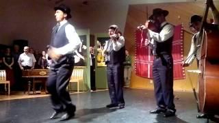 Bécsi THT 2011 - Szászcsávási zenekar koncert.mp4