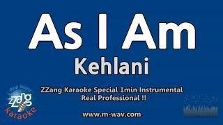 Kehlani-As I Am (1 Minute Instrumental) [ZZang KARAOKE]