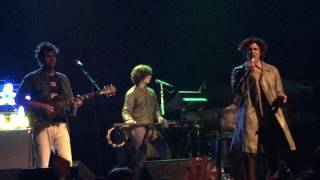 The Growlers-City Club LIVE @The Warfield SF