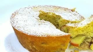Como fazer o melhor bolo  de  para maçã café ou lanche