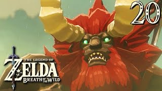 Zelda Breath of the Wild #20 : COMBAT FACE AU LYNEL !