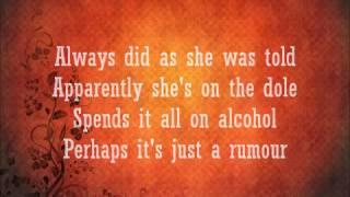 Rumour  -Chloe Howl... Lyrics Video