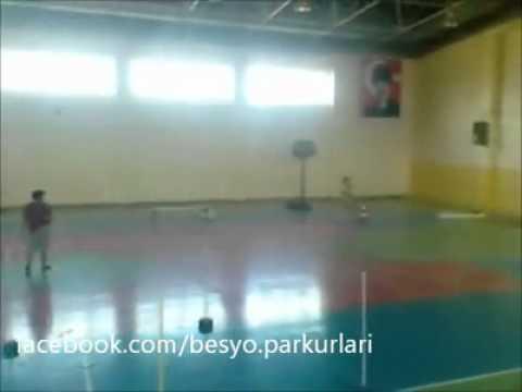 Pamukkale Üniversitesi Besyo Parkuru 2011