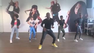 Patoranking - My Woman ft. Wande Coal    AfroVibes    Petit Afro Choreo