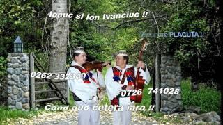 IONUC si ION IVANCIUC - CAND AUD CETERA IARA