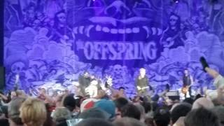 Gone Away - The Offspring live