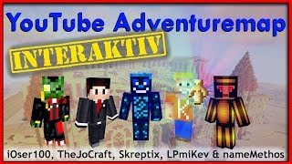 🔵 The Temple of the five lost Souls 🔵 [INTERAKTIVES VIDEO] - YouTube Adventuremap III
