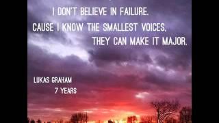 Remix piosenki Lukasa Grahama - 7 Years
