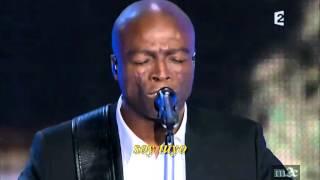 Seal - Secret (live, subtitulos español)