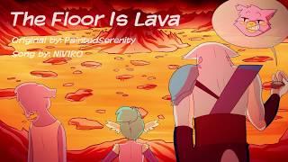 The Floor Is Lava!   Meme