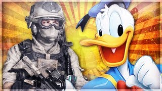 Donald Duck Gets Beat Up on Xbox Live