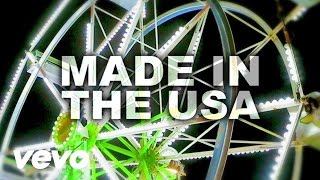 Demi Lovato - Made in the USA (Official Lyric Video)