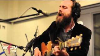 "Iron and Wine - ""Tree By The River"" (Live at WFUV)"