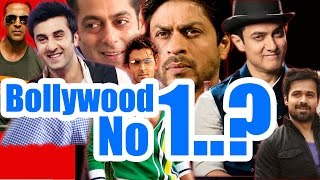 Who Is Bollywood NO 1 Actor..? | Who Is Bollywood King Now ? width=
