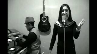 """""""Tierno Veneno"""" Bianka Alvarado y Oscar Castillo"""