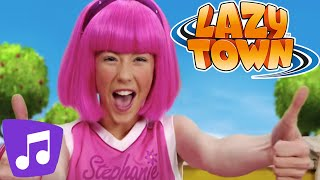 Lazy Town | One More Time Music Video