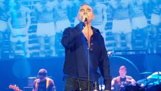 Morrissey - Because of My Poor Education 11/4/2016