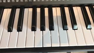 Kurzweil Kp110 Demo