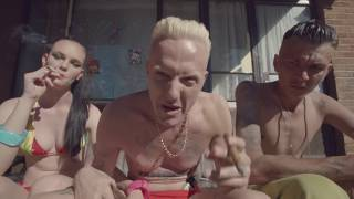 DIE ANTWOORD - BABY'S ON FIRE (OFFICIAL) width=