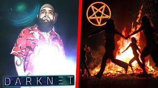 NICHT NACHMACHEN: Satanisches Darknet-Treffen aufsuchen