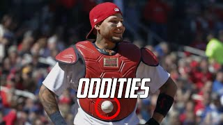 MLB   Oddities   Part 2