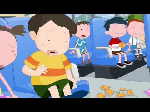 心靈環保兒童生活教育---棒棒糖的味道