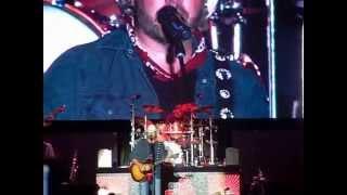 Toby Keith at Runaway Country 2014