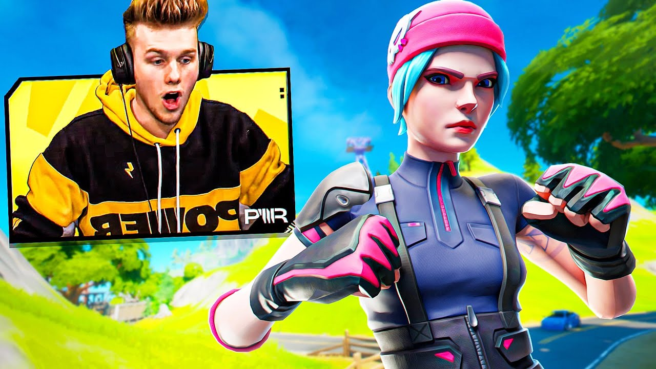 Parallel Techy - I Stream Sniped A FAMOUS YOUTUBER with the WILDCAT SKIN on Fortnite! (TRIGGERED)