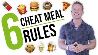 6 Cheat Meal Rules To Fire Up Your Metabolism And Burn More Fat