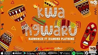 Harmonize ft.Diamond Platnumz-Kwangwaru   Music Audio Teaser width=