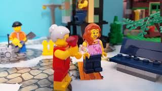 Luzie & Leander als Lego-Figuren :-)