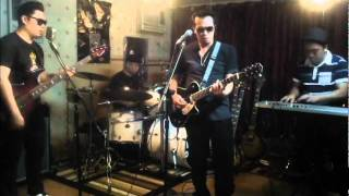 """MOBSTER MANILA """"It Must Be Love"""" (cover) Live Jamming at Mobster Music Room"""