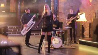 Neringa Siaudikyte- Rythm of the night cover ( promotion video with live band)