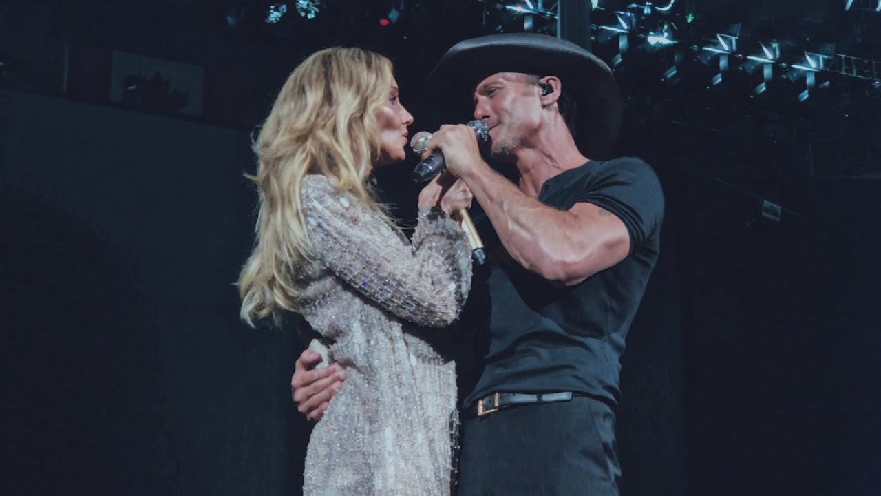 Tim Mcgraw And Faith Hill Ticket Liquidator 2 For 1 December