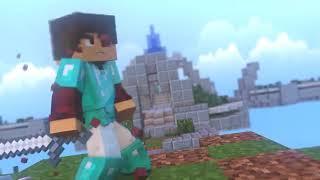 Minecraft skywars intro NO TEXT