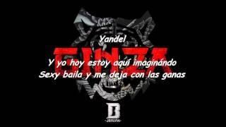 Ginza remix - Yandel 2015 con letra🎼🎤🎵