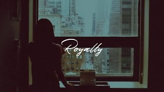 Royalty ~ 6LACK x Jhene Aiko x Smooth Hip Hop Type Beat