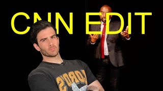 AMAZING! Jesse Lee Peterson finds out Hasan Piker's a bad boy! (CNN EDIT)
