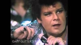 Gary Glitter - TV Interview : 1973