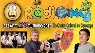 RADIO MCJ 8° Aniversário dis 29 de Outubro 2016, no Centro Cultural de Cessange