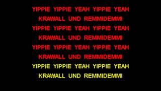 Deichkind   Remmidemmi (Lyrics)