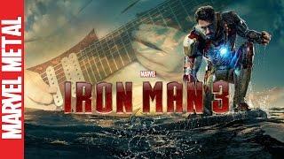 Iron Man 3 Theme Guitar